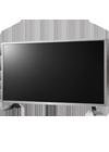LG televisor 32 Smart TV LH590U negro