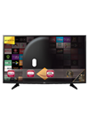 LG televisor 43 Smart TV LH590V negro