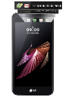 LG X Screen negro