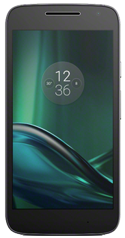 Lenovo Moto G4 Play negro