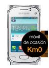 Samsung REX 70 blanco (S3800W) Km0