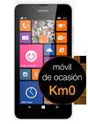 Nokia Lumia 635 blanco Km0