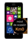 Nokia Lumia 635 negro Km0