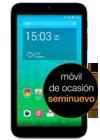 Tablet Alcatel Pixi 7 negro seminuevo