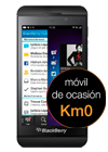BlackBerry® Z10 4G negro Km0