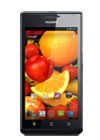 Huawei Ascend P1 blanco