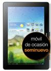 Tablet Huawei MediaPad 10 Link plata seminuevo