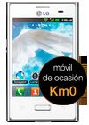 LG Optimus L3 blanco (E400) Km0