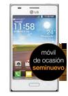 LG Optimus L5 blanco (E610) seminuevo