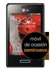 LG Optimus L3 II negro (E430) seminuevo