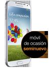 Samsung Galaxy S4 blanco (I9505) seminuevo