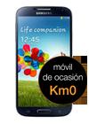 Samsung Galaxy S4 negro (I9505) Km0
