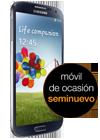 Samsung Galaxy S4 negro (I9505) seminuevo