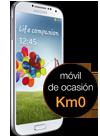 Samsung Galaxy S4 blanco (I9505) Km0