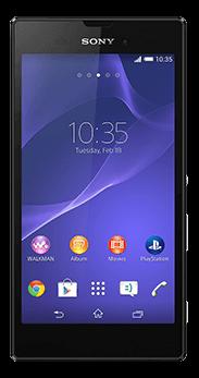 Sony Xperia™ T3 negro Km0