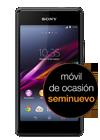 Sony Xperia™ E1 negro seminuevo
