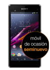Sony Xperia™ Z1 Compact negro seminuevo