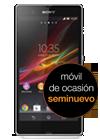 Sony Xperia™ Z 4G negro seminuevo