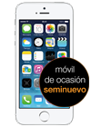 Apple iPhone 5s 16GB plata seminuevo