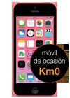 Apple iPhone 5c 16 GB rosa Km0