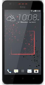 HTC Desire 825 gris