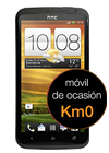 HTC One X 16 GB negro Km0