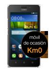 Huawei Y635 negro Km0