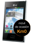 LG Optimus L3 negro (E400) Km0