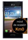 LG Optimus L5 negro (E610) Km0