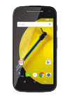 Motorola Moto E 4G negro