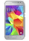 Samsung Galaxy Core Prime plata (G361F)