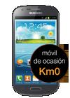 Samsung Galaxy Express gris (I8730) Km0
