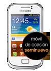Samsung Galaxy mini 2 blanco (S6500) seminuevo