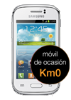 Samsung Galaxy Young blanco Km0