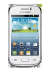 Samsung Galaxy Young blanco (S6310N)
