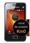 Samsung Star III negro (S5220) Km0
