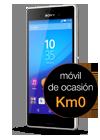 Sony Xperia™ M4 Aqua plata (E2303) Km0