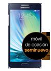 Samsung Galaxy A5 negro (A500) seminuevo
