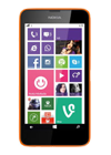 Nokia Lumia 635 naranja