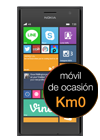 Nokia Lumia 735 negro Km0