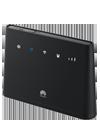 Router Huawei 4G negro (B310s-22)
