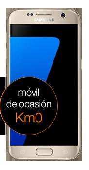 Samsung Galaxy S7 32 GB dorado km0