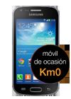 Samsung Galaxy Trend Plus negro (S7580) Km0