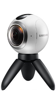 Samsung Gear 360 blanco