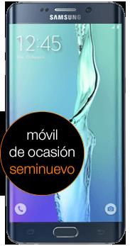 Galaxy S6 edge+ 32GB negro (G928F) seminuevo