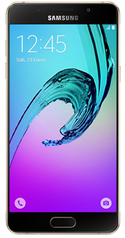 Samsung Galaxy A5 2016 dorado