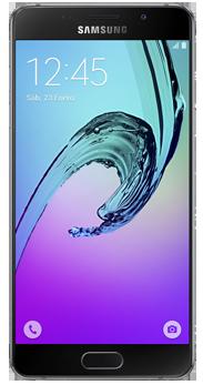 Samsung Galaxy A5 2016 negro