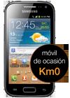 Samsung Galaxy Ace 2 negro (I8160P) Km0