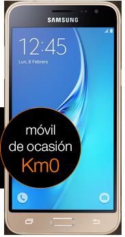 Samsung Galaxy J3 2016 dorado (J320F) km0