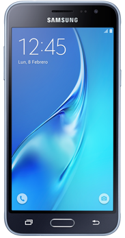 Samsung Galaxy J3 2016 negro